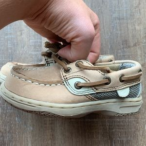 Infant Sperrys